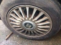 Seat Leon 16 alloy wheels 5x100