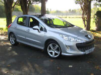 Peugeot 308 1.6 VTi SE***ONLY 51,000 MILES***Full Service History**Immaculate***