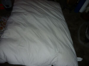 Twin Feather Bed