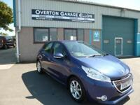 2014 Peugeot 208 208 1.2 ACTIVE Petrol blue Manual