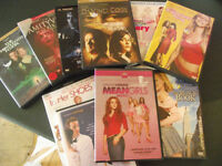 Selling lot of dvds all in EUC make an offer!