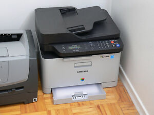 Samsung CLX3305FW Color Laser Printer Scanner & Photo Copier