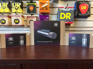 Come and See all of our New Aston Mics!