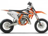 KTM 65 SX 2022 CHILDREN'S OF ROAD ENDURO MOTOCROSS GEARED DIRT BIKE FOR SALE