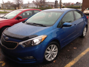 2015 Kia Berline, Sept-iles