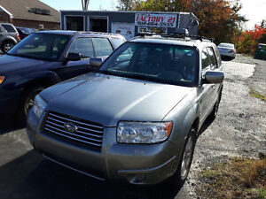 """2007  SUBARU FORESTER LOADED """"DON'T MISS OUT SPECIAL""""SOLD"""