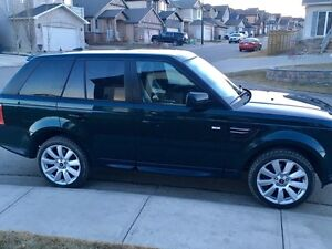 2013 Range Rover Sport HSE With Warranty