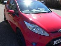 Ford Fiesta 1.6TDCi ( 90PS ) DPF 2010 Sport Service history HUGE REDUCTION