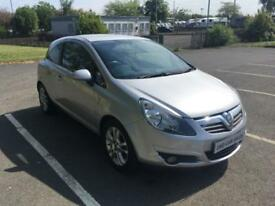 Vauxhall Corsa 1.2i 16v SXi * Full Years MOT * DBD CAR SALES