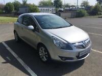 Vauxhall Corsa 1.2i 16v SXi * Full Years MOT * DBD CAR SALES