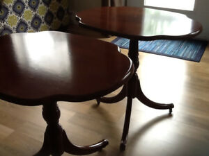 End tables for sale Bombay Company