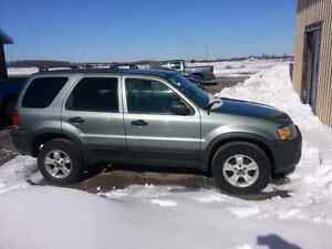 2006 Ford Escape xlt fwd 3.0 v6