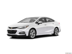 2016 Chevrolet Cruze - LT True North Edition. $1000 CASH