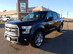 2016 Ford F-150 Limited/NAV/ROOF $59,994