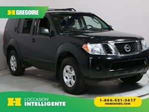 2012 Nissan Pathfinder S 7PLACES A/C GR ELECT MAGS CAMERA RECUL