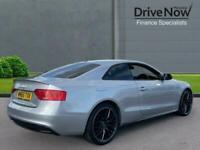 2015 Audi A5 1.8 TFSI Black Edition Plus (s/s) 2dr Coupe Petrol Manual