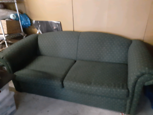 Couch 2 seater federation green Reservoir Darebin Area Preview