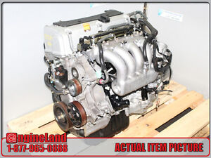 JDM ACURA TSX K24A3 2.4L I VTEC ENGINE 6SPEED TRANS, 03-08