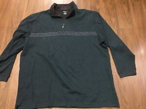Men's Size 3XLT Haggar Sweaters – Two Sweaters