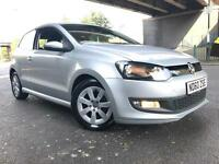 Volkswagen Polo 1.2 TDI BLUEMOTION