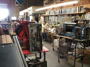 PINBALL / ARCADE JUKEBOX MACHINES WE BUY & REPAIR TOP CASH PAID