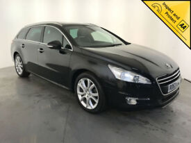 2013 63 PEUGEOT 508 ALLURE SW HDI ESTATE 1 OWNER SERVICE HISTORY FINANCE PX