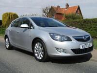 2011 Vauxhall Astra 1.7 CDTi 16V ecoFLEX SE 130 BHP 5DR TURBO DIESEL HATCHBAC...