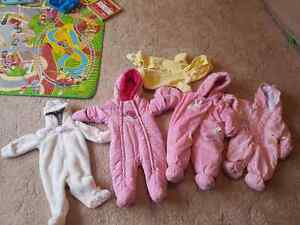 Winter suits for toddler