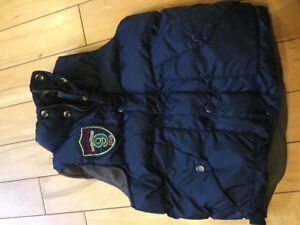Toddler size 3 puffy vest