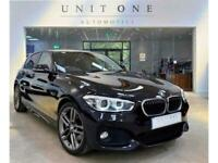 2015 BMW 1 Series 1 Series 118d M Sport 5-Door 5 Door Sports Hatch 2.0 Manual Di