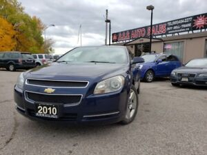 2010 Chevrolet Malibu 4dr Sdn LT , Fully Power , Good Audio Syst