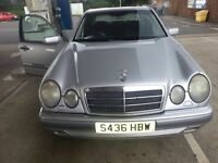 Mercedes E Class 280 Elegance V6 Automatic, W210 Classic low miles