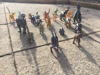 Toy Dinosaurs - great condition - great fun - and there are '33' of them