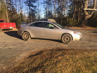 looking to trade my 2006 Pontiac G6 for a truck !