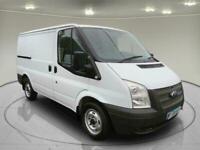 2012 Ford Transit TDCi 300 SWB Low Roof Panel Van Diesel Manual