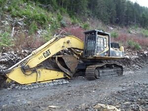 LOGGING ROAD HEAVY EQUIPMENT FOR SALE