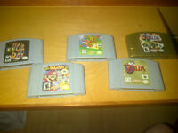 Nintendo 64 Games for Sale PPU