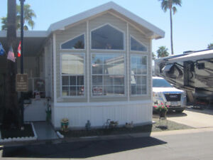 mobil home to rent Good Life resort