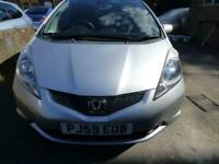 2010 Honda Jazz 1.4 i-VTEC EX 5dr i-SHIFT Auto Hatchback Petrol Automatic