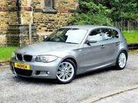 2009 BMW 1 Series 2.0 123d M Sport 5dr Hatchback Diesel Manual