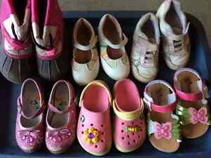 Size 8 girl shoes