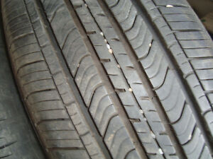 four 195 60 15 michelin primacy top of the line on honda 4x100