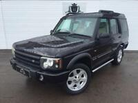 2004 Land Rover Discovery 2 2.5 TD5 ES Premium Station Wagon 5dr (7 Seats)