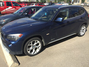 2012 BMW X1 Limited edition package