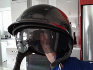 Women motocycle helmet