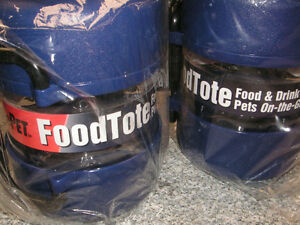 Pet Items for Sale  Pet food carrier good for food and fresh