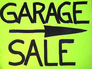 Ranchlands Garage Sale - FRIDAY ONLY!