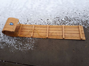 LOOK >> Old Torpedo Canadian Made Sled only $75 FIRM