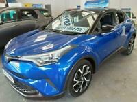 2017 Toyota C-HR 1.8 Hybrid Dynamic 5dr CVT (SAT NAV+REVERSE CAMERA) Auto Hatchb