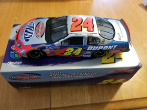 Winston cup championships diecast nascar's